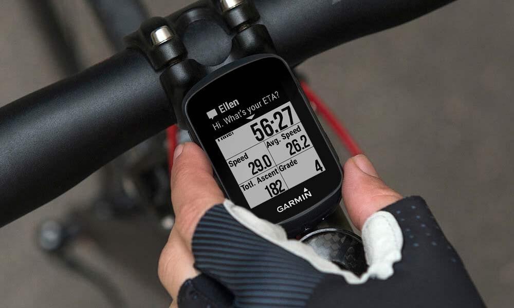 Велосипедний комп'ютер Garmin